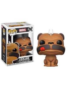 POP! MARVEL 257. LOCKJAW...