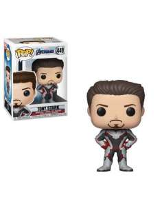 POP! MARVEL 449. TONY STARK...