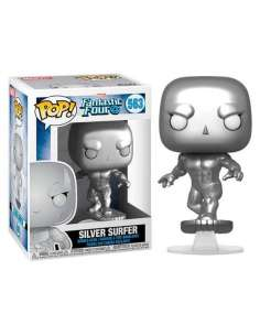 POP! MARVEL 563. SILVER...