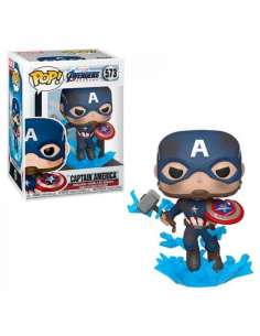 POP! MARVEL 573. CAPITÁN...