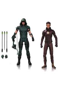 ARROW Y FLASH. FIGURAS...