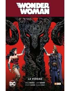 WONDER WOMAN v5 (CARTONÉ)...