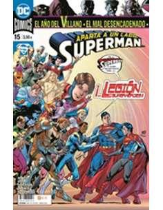 SUPERMAN v5 15: EL AÑO DEL...