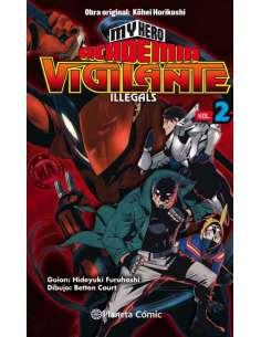 MY HERO ACADEMIA: VIGILANTE...