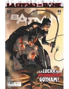 BATMAN v3 41: LA CIUDAD DE...