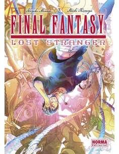 FINAL FANTASY: LOST...