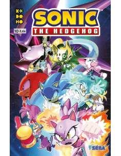 SONIC: THE HEDGEHOG 10