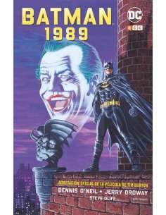 BATMAN 1989 (ADAPTACIÓN...