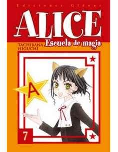 ALICE, ESCUELA DE MAGIA 07