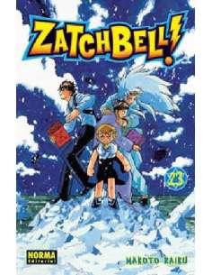 ZATCH BELL! 23