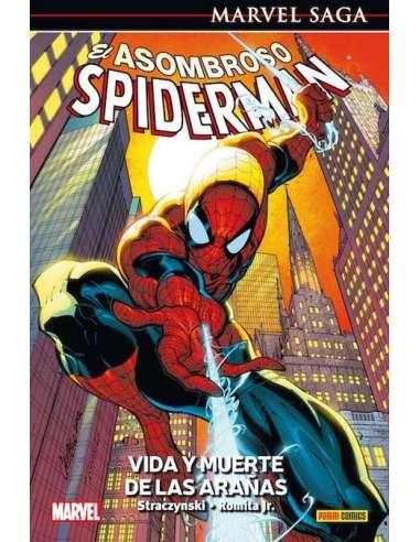 EL ASOMBROSO SPIDERMAN 03: VIDA Y...