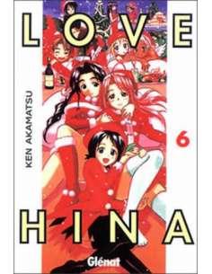 LOVE HINA 06 (GLÉNAT)