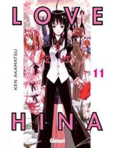 LOVE HINA 11 (GLÉNAT)