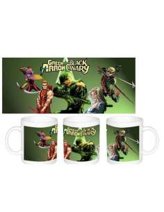 GREEN ARROW. TAZA GREEN...