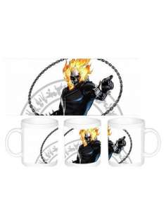 GHOST RIDER. TAZA GHOST...