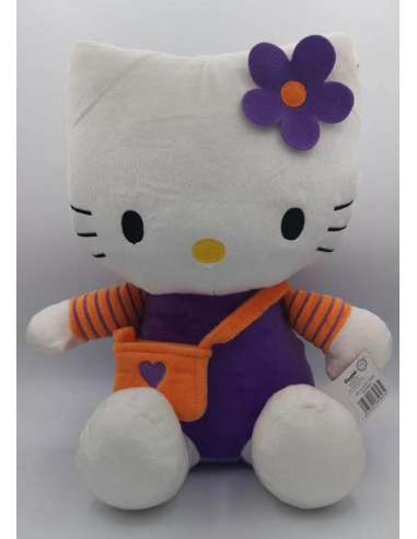 HELLO KITTY.  PELUCHE HELLO KITTY...