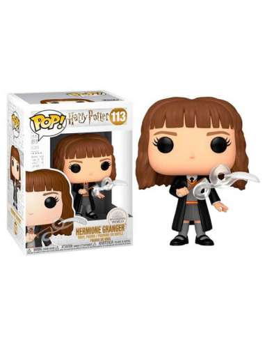 POP! HARRY POTTER 113. HERMIONE WITH...