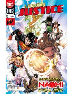 YOUNG JUSTICE v3 10