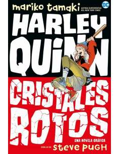 HARLEY QUINN: CRISTALES...