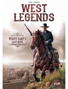 WEST LEGENDS 01: WYATT...