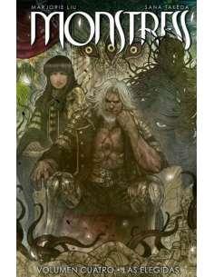 MONSTRESS 04: LAS ELEGIDAS