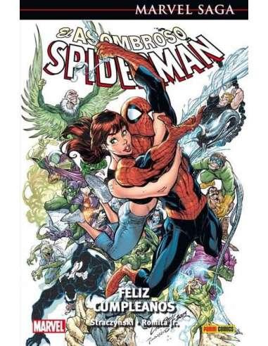EL ASOMBROSO SPIDERMAN 04: FELIZ...