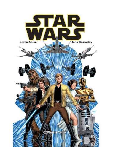 STAR WARS (CARTONÉ) 01