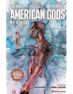 AMERICAN GODS: MI AINSEL...