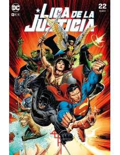 LIGA DE LA JUSTICIA v4 22...