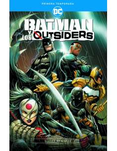 BATMAN Y LOS OUTSIDERS V3...