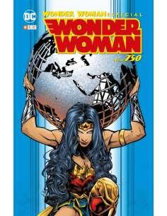 WONDER WOMAN. ESPECIAL...