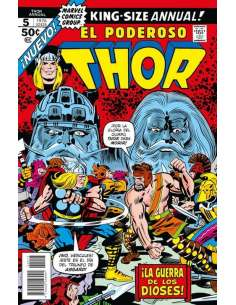 THE MIGHTY THOR ANUAL 5...