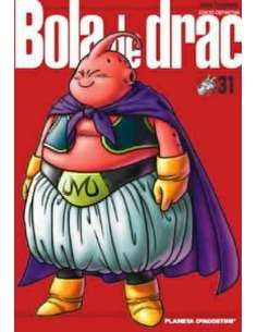 BOLA DE DRAC 31