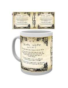 DEATH NOTE. TAZA RULES