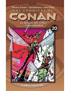 LAS CRÓNICAS DE CONAN 20