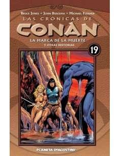 LAS CRÓNICAS DE CONAN 19