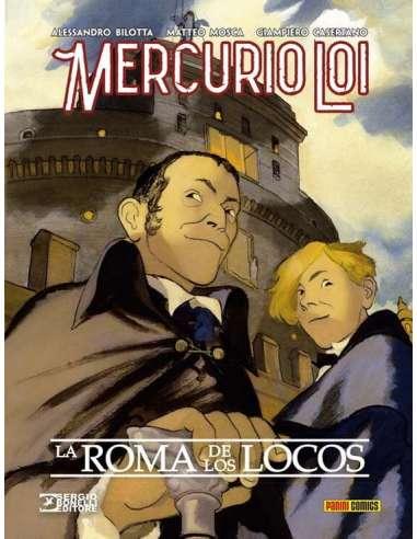 MERCURIO LOI: LA ROMA DE LOS LOCOS