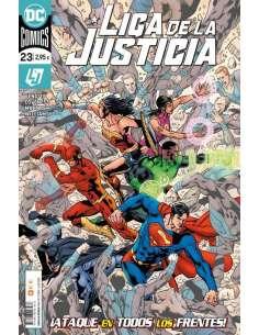 LIGA DE LA JUSTICIA v4 23