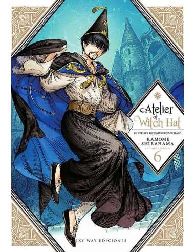 ATELIER OF WITCH HAT 06 (EDICIÓN...