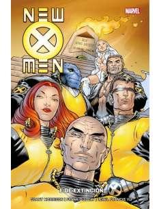 NEW X-MEN 01: E DE EXTINCIÓN