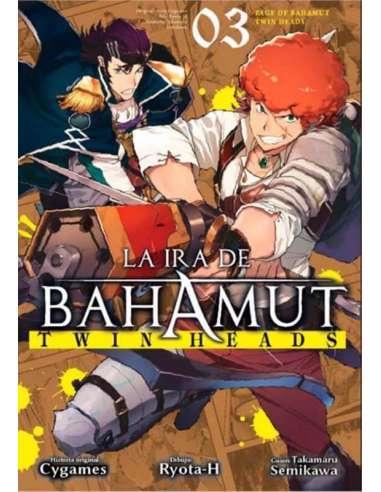 LA IRA DE BAHAMUT: TWIN HEADS 03