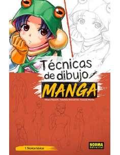 TÉCNICAS DE DIBUJO MANGA...