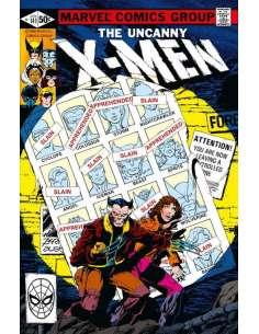 THE UNCANNY X-MEN 141...