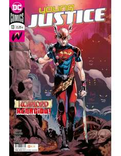 YOUNG JUSTICE v3 13