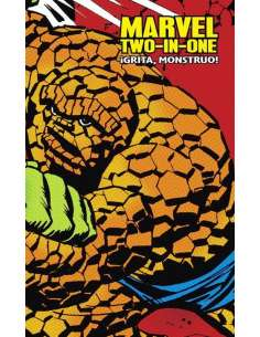MARVEL TWO-IN-ONE. GRITA,...