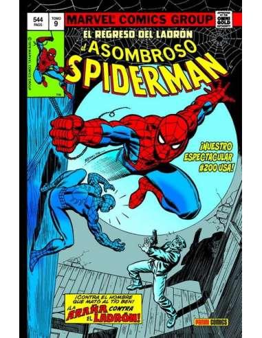 EL ASOMBROSO SPIDERMAN v1 09: EL...