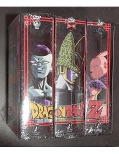 DRAGON BALL Z SAGAS...