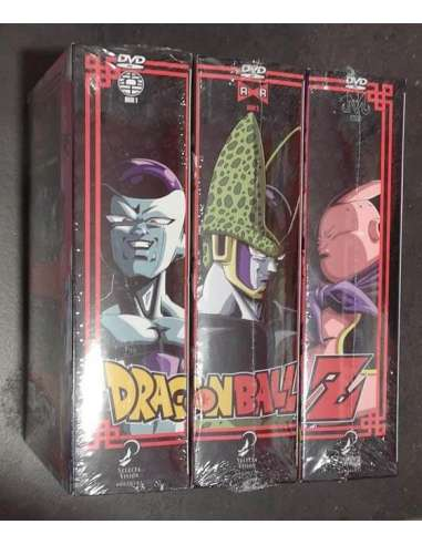 DRAGON BALL Z SAGAS COMPLETAS BOX...
