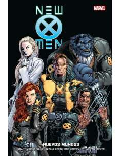 NEW X-MEN 03: NUEVOS MUNDOS