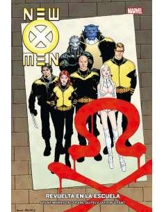 NEW X-MEN 04: REVUELTA EN...